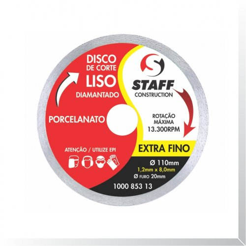 Disco Diamantado - Extra Fino